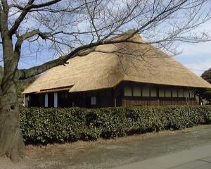 茅ヶ崎民俗資料館:旧和田家01
